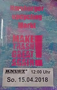 Upcyclingmarkt-HH-18-Plakat
