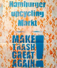 Plakat-HH-Upcyclingmarkt