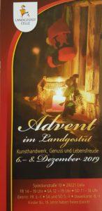 Advent im Landgestüt Celle 2019 @ Landgestüt Celle | Celle | Niedersachsen | Deutschland
